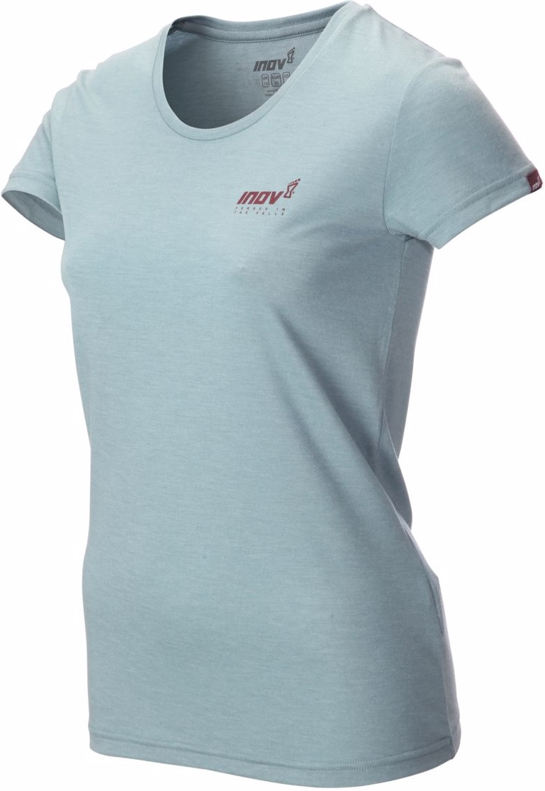 T-Shirt INOV-8 INOV-8 TRI BLEND SS forged Tee