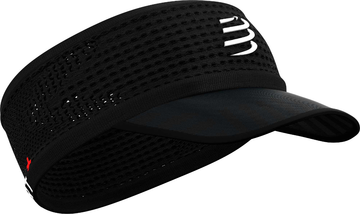 Visier Compressport Spiderweb Headband On/Off