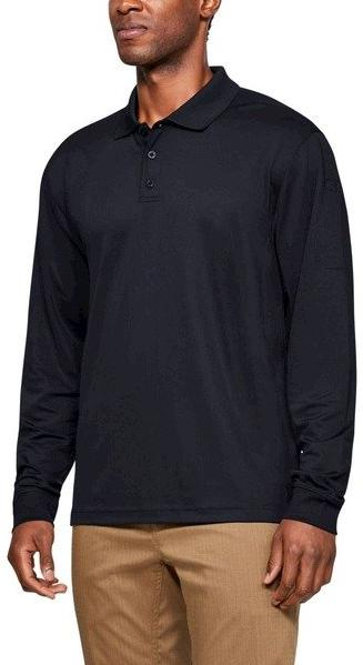 Poloshirt Under Armour UA TAC PERFORMANCE POLO LS