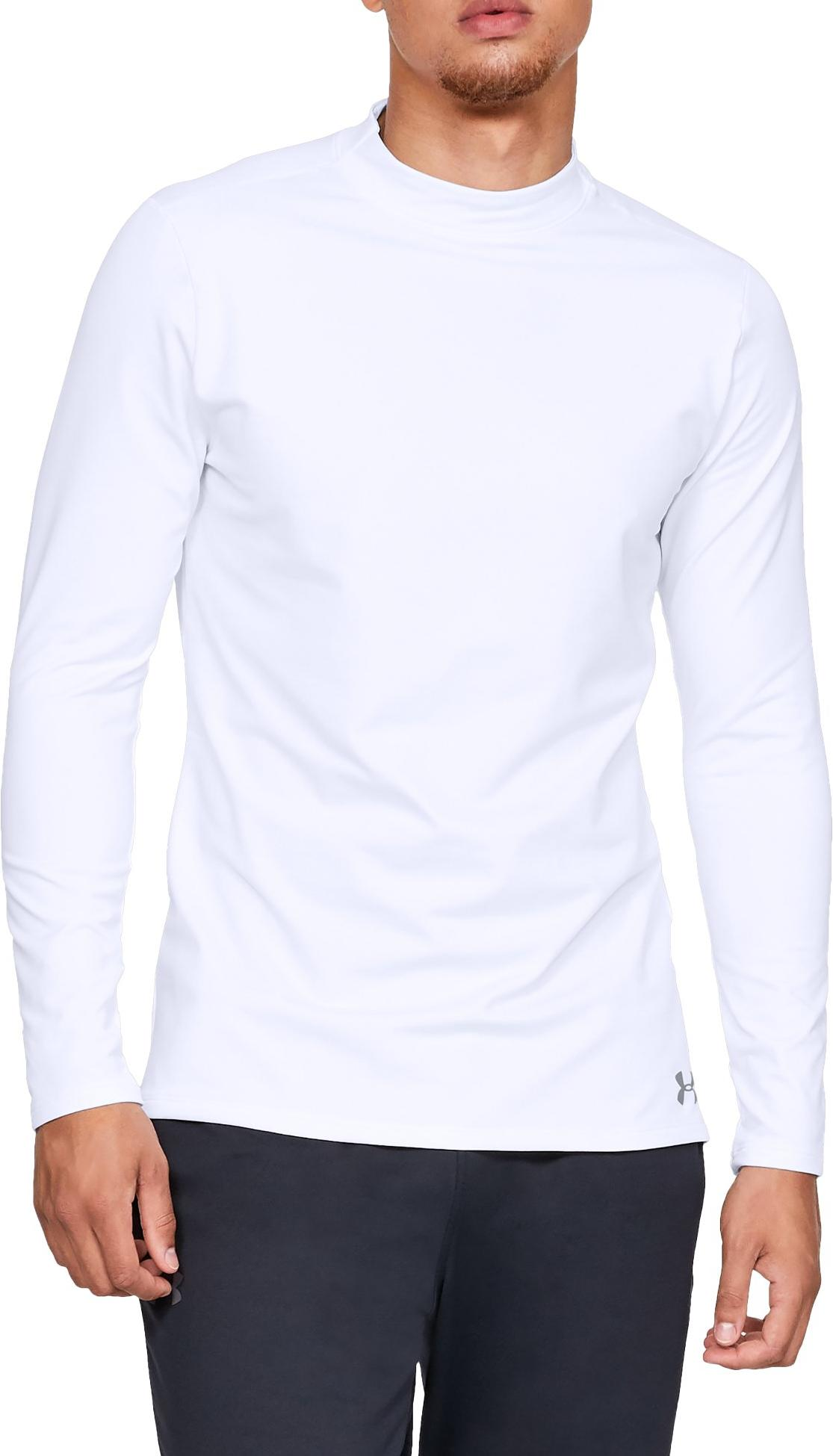 Langarm-T-Shirt Under Armour UA CG Armour Mock Fitted