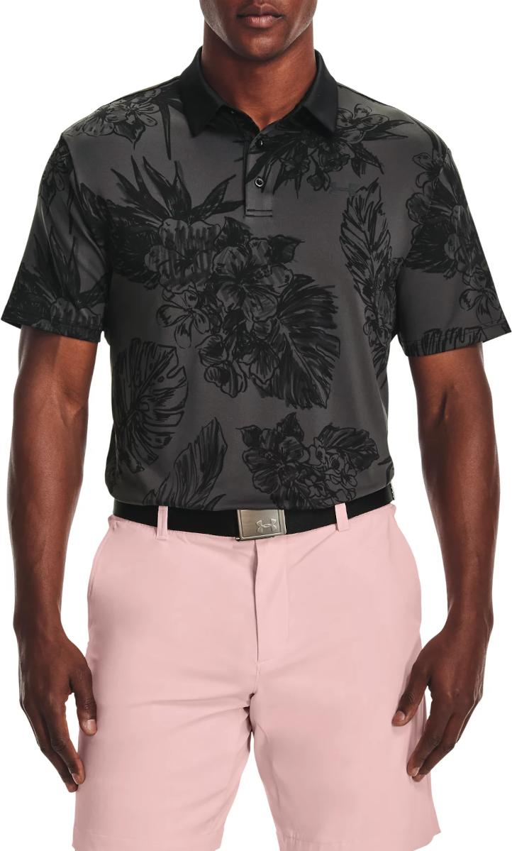 Poloshirt Under Armour UA Playoff Polo 2.0-BLK
