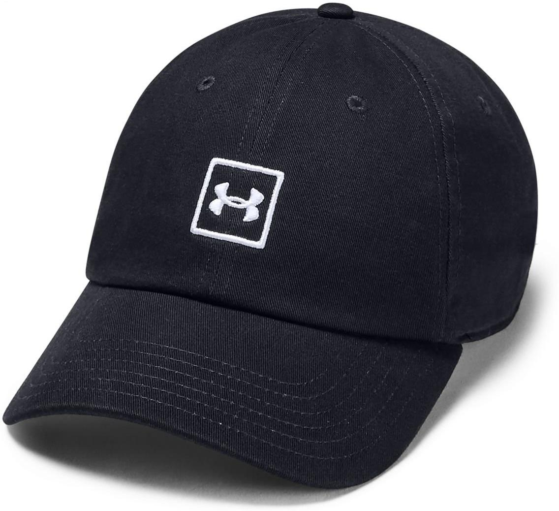 Kappe Under Armour UA Washed Cotton Cap