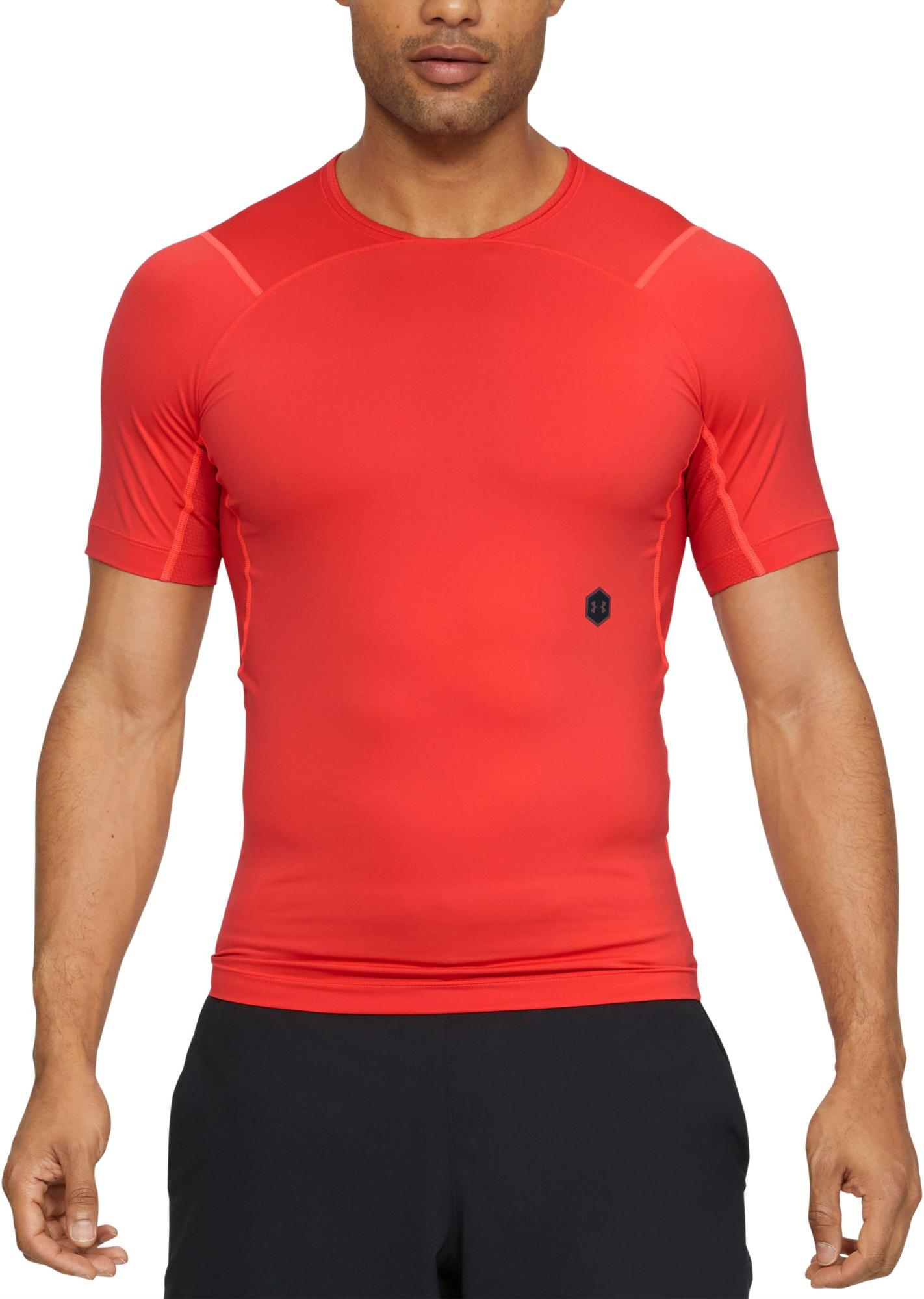 Kompressions-T-Shirt Under Armour UA Rush Compression SS
