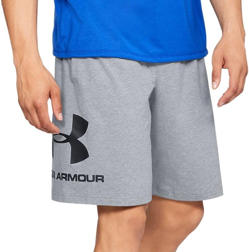Shorts Under Armour SPORTSTYLE COTTON LOGO SHORT