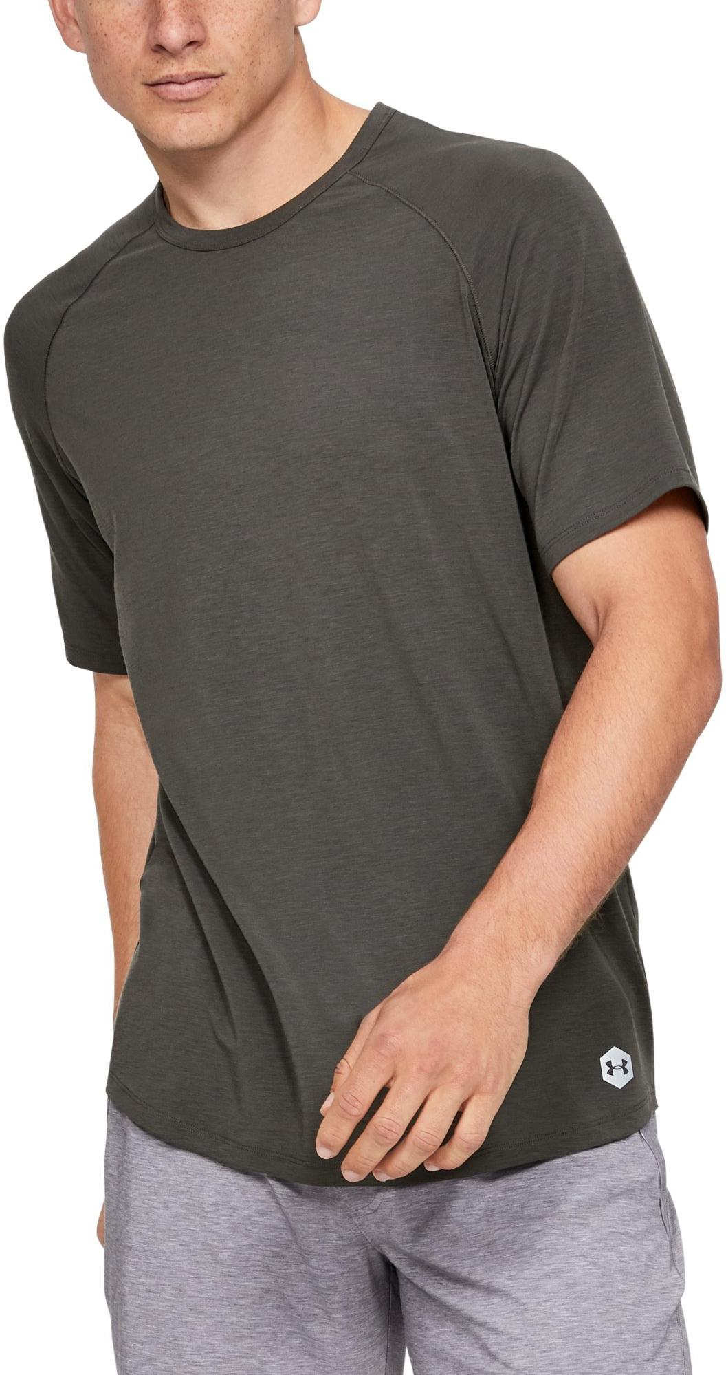 T-Shirt Under Armour Recovery Sleepwear SS Crew