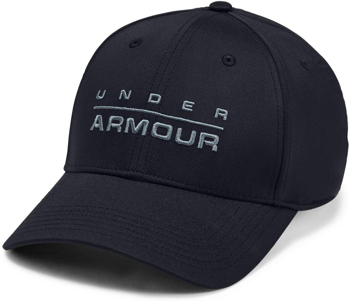 Kappe Under Armour Men s Wordmark STR Cap