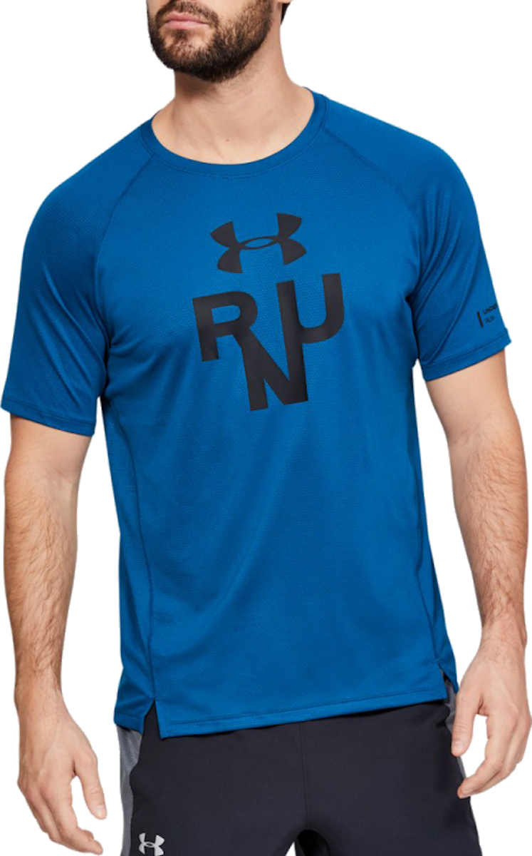 T-Shirt Under Armour UA QUALIFIER GLARE SS
