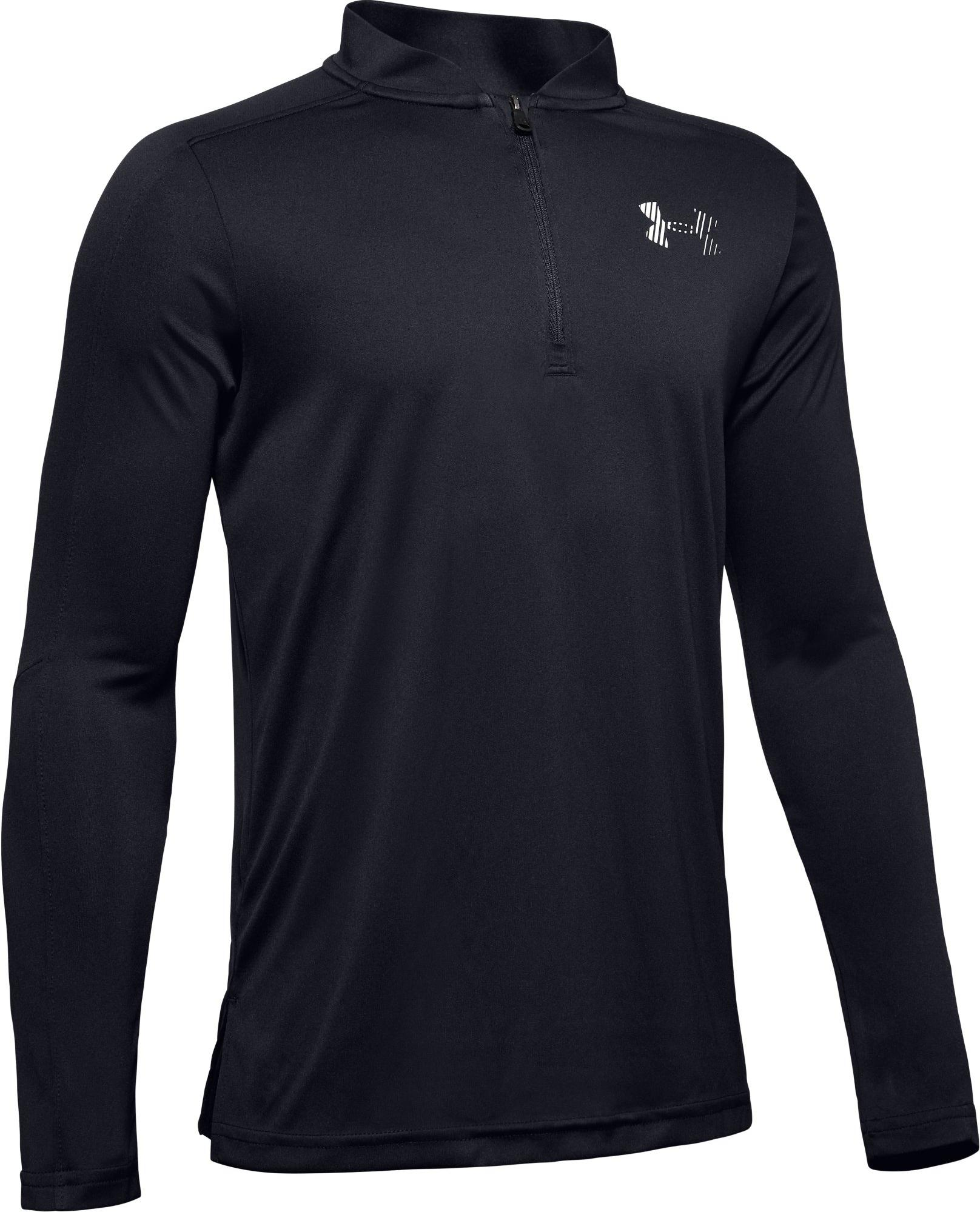 Langarm-T-Shirt Under Armour MK1 1/2 Zip