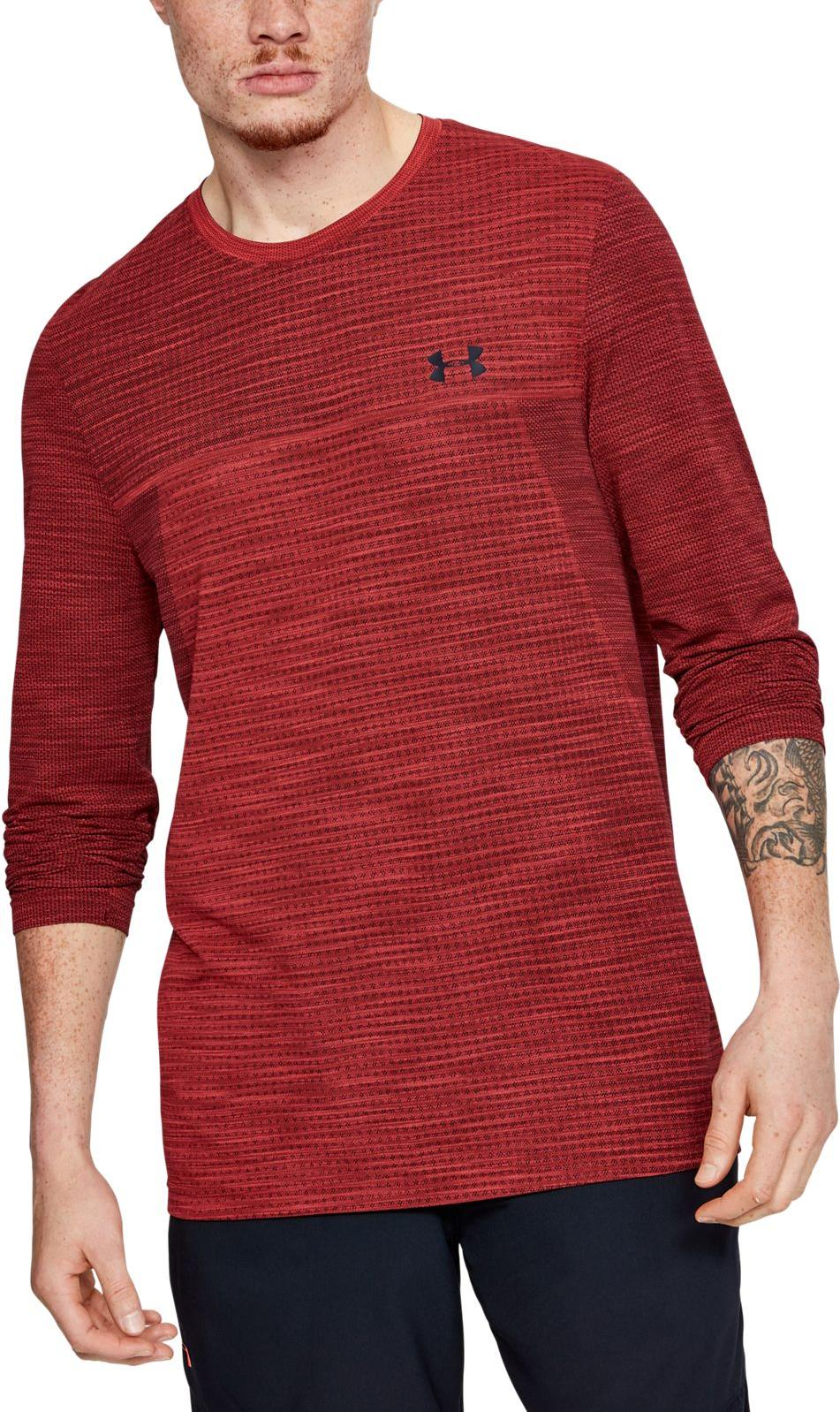Langarm-T-Shirt Under Armour Vanish Seamless LS Nov 1