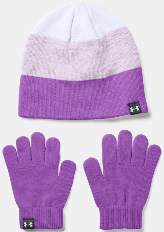 Kappen Under Armour Under Armour G Beanie Glove Combo